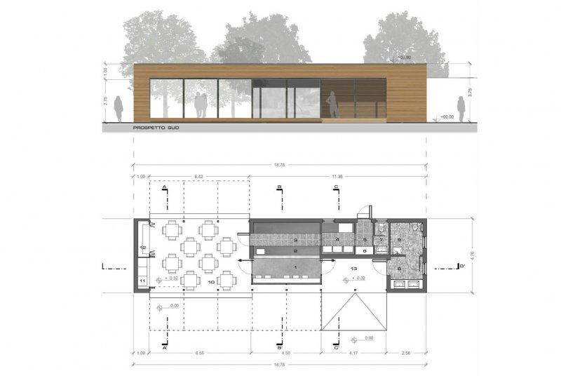 Lad Laboratorio Di Architettura E Design Kiosk
