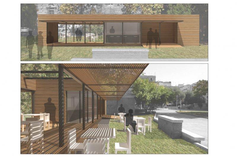 Lad laboratorio di architettura e design kiosk for Progetti architettura on line