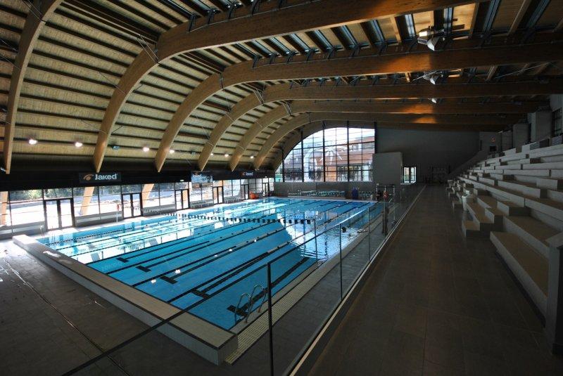 Lad laboratorio di architettura e design olg sporting club - Piscine roma nord ...