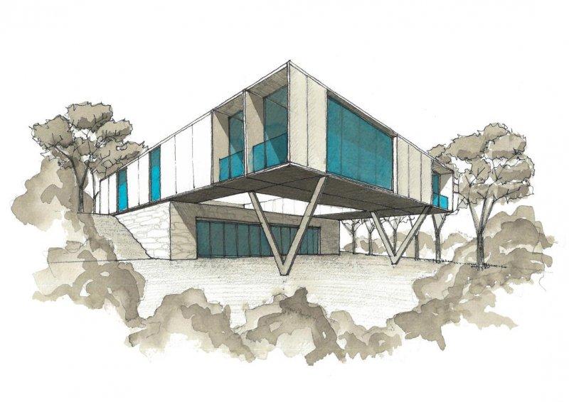 Lad Laboratorio Di Architettura E Design Villa Ch O