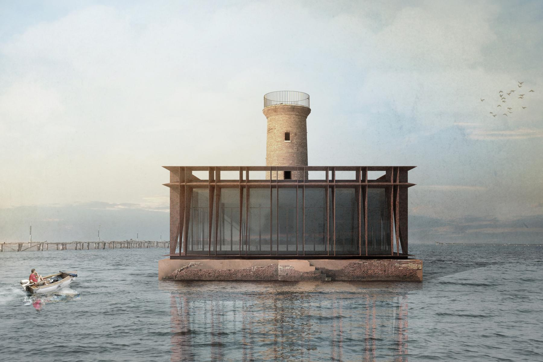 Spignon Lighthouse Project