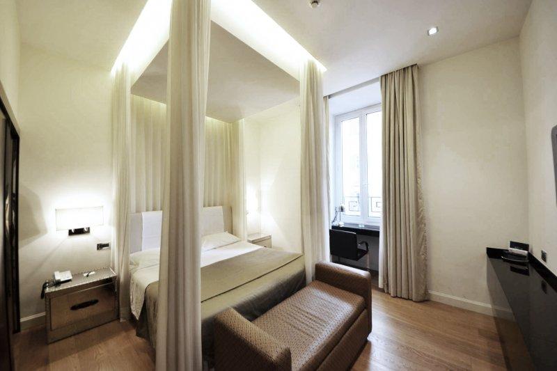 Lad laboratorio di architettura e design selected works for Hotel isa design