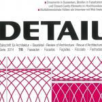 10/09/2014 DETAIL 7/8 Fassaden, Sportcenter bei Rom vereint Schwimmbad und Fitnessstudio unter einem Dach.